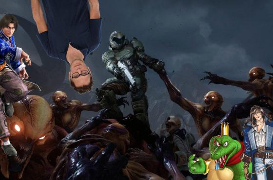 GtW: DOOM Eternal, Smash Bros, Probing the Sun, and More!