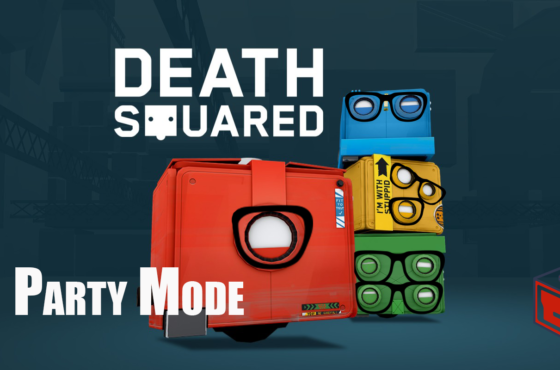 Geeks Play Death Squared – Party Mode
