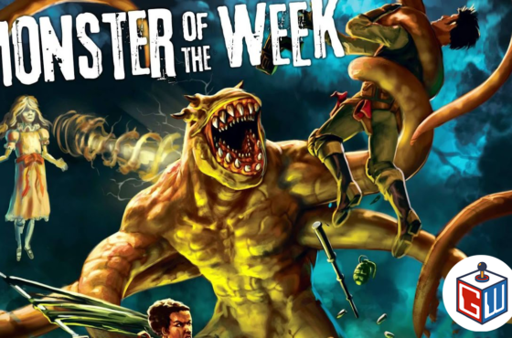 Geek Out RPG – Monster of the Week