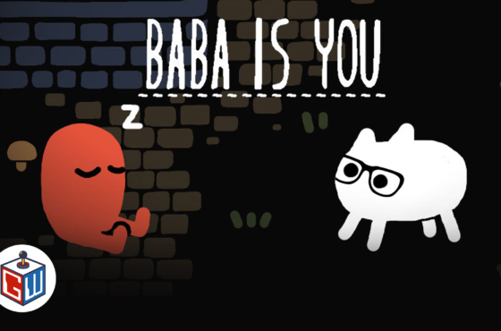 Geeks Play – Baba is You