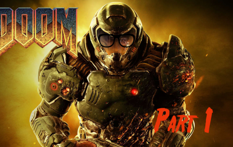 Geeks Play Doom Part 1 – A Taste of Hell