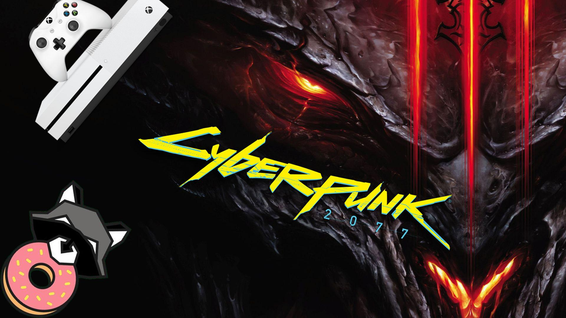 GtW: Cyberpunk Eyes, Diablo III on Netflix, Disney Streaming, and More!