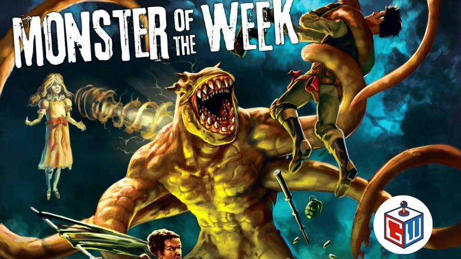 Geek Out RPG - Monster of the Week