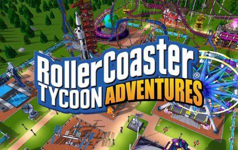 Kiwii Reviews: Roller Coaster Tycoon Adventures