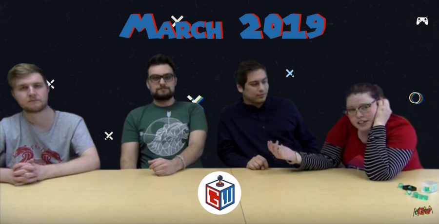 WTWAWTATW - March 2019