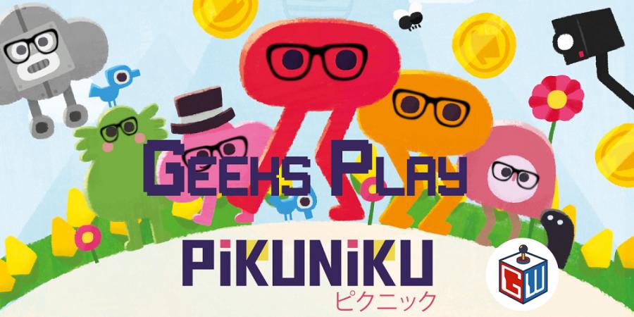 Geeks Play - Pikuniku