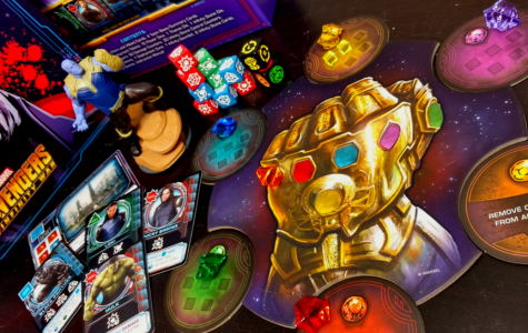 Avengers Endgame Hype - Thanos Rising Board Game