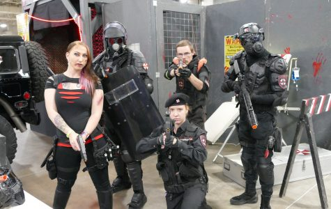 Cosplay Grows at Salt Lake Gaming Con