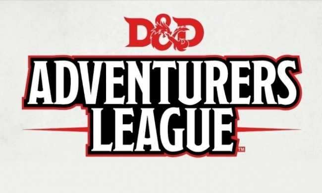 An Adventure with the Adventurers League, and Pathfinder Society - Brynn Salvadori