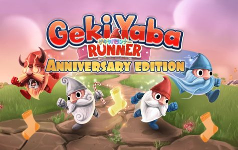 'Geki Yaba Runner' Game Review