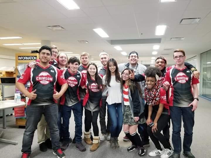 Crimson Gaming hosts several gaming events at the University of Utah.