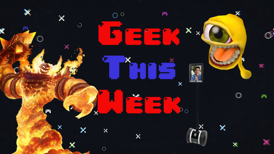GtW: World of Warcraft, Monster Rancher and Coke Thermal Detonators