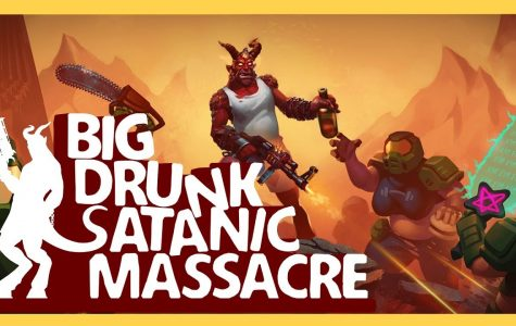 Big Drunk Satanic Massacre – The Shooter Full of Sin and Satire