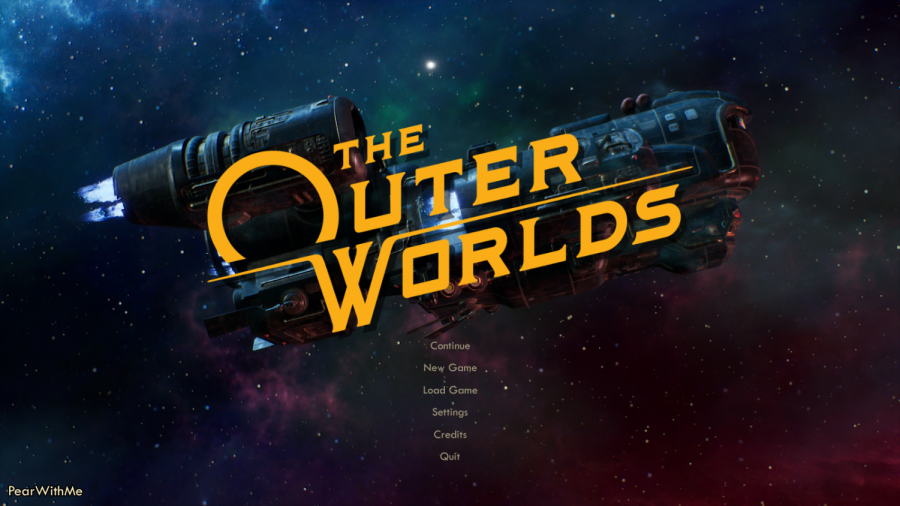 The Outer Worlds (Photo by Ray Gill.)