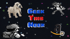 GtW – Megaman, Tetris, and Walking Sharks