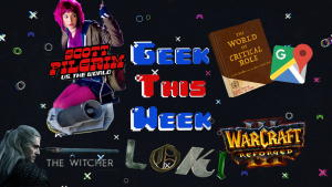 GtW – Everything Witcher, Google Maps Hack, Critical Role's new book, and more!
