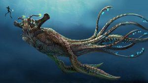 Sneaky Leviathin