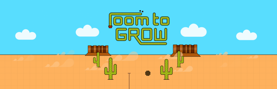 Room to Grow logo wide