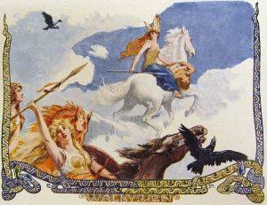 God of War 4 Valkyries Ranking Based On Norse Mythology
