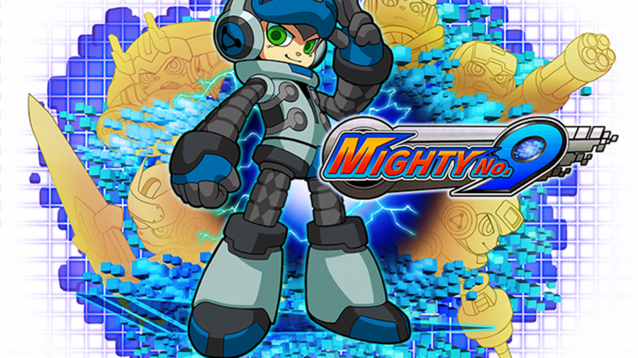 Cover photo from Mighty No. 9's kickstarter.