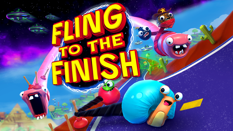 Review - Fling To The Finish